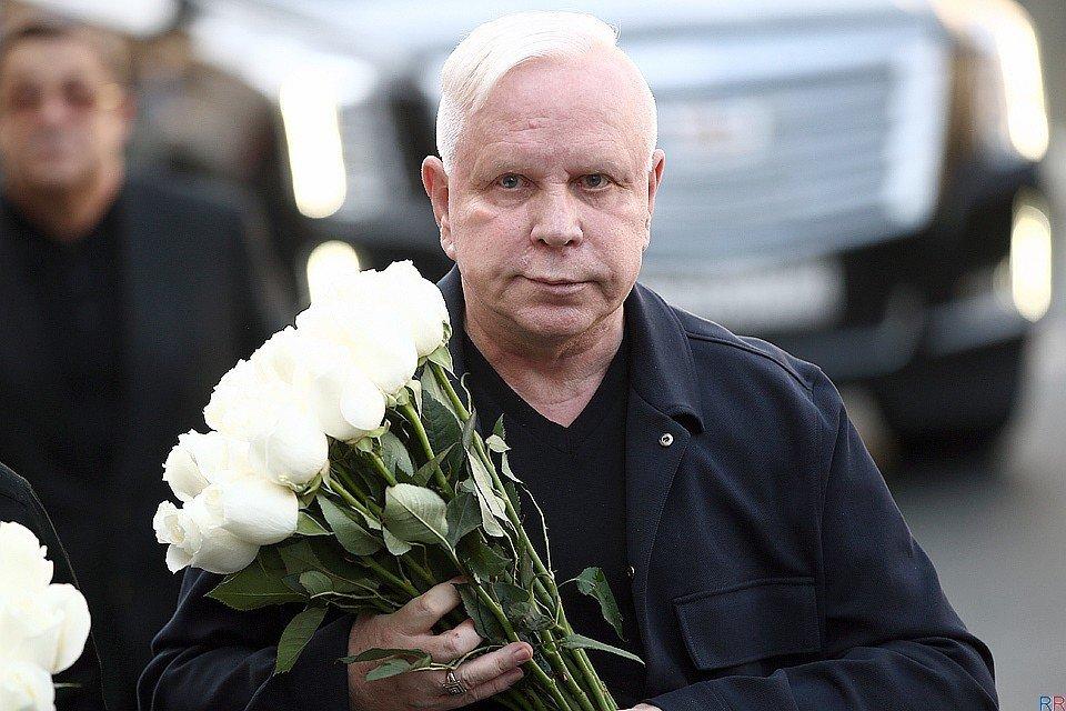 Борис Моисеев после инсульта