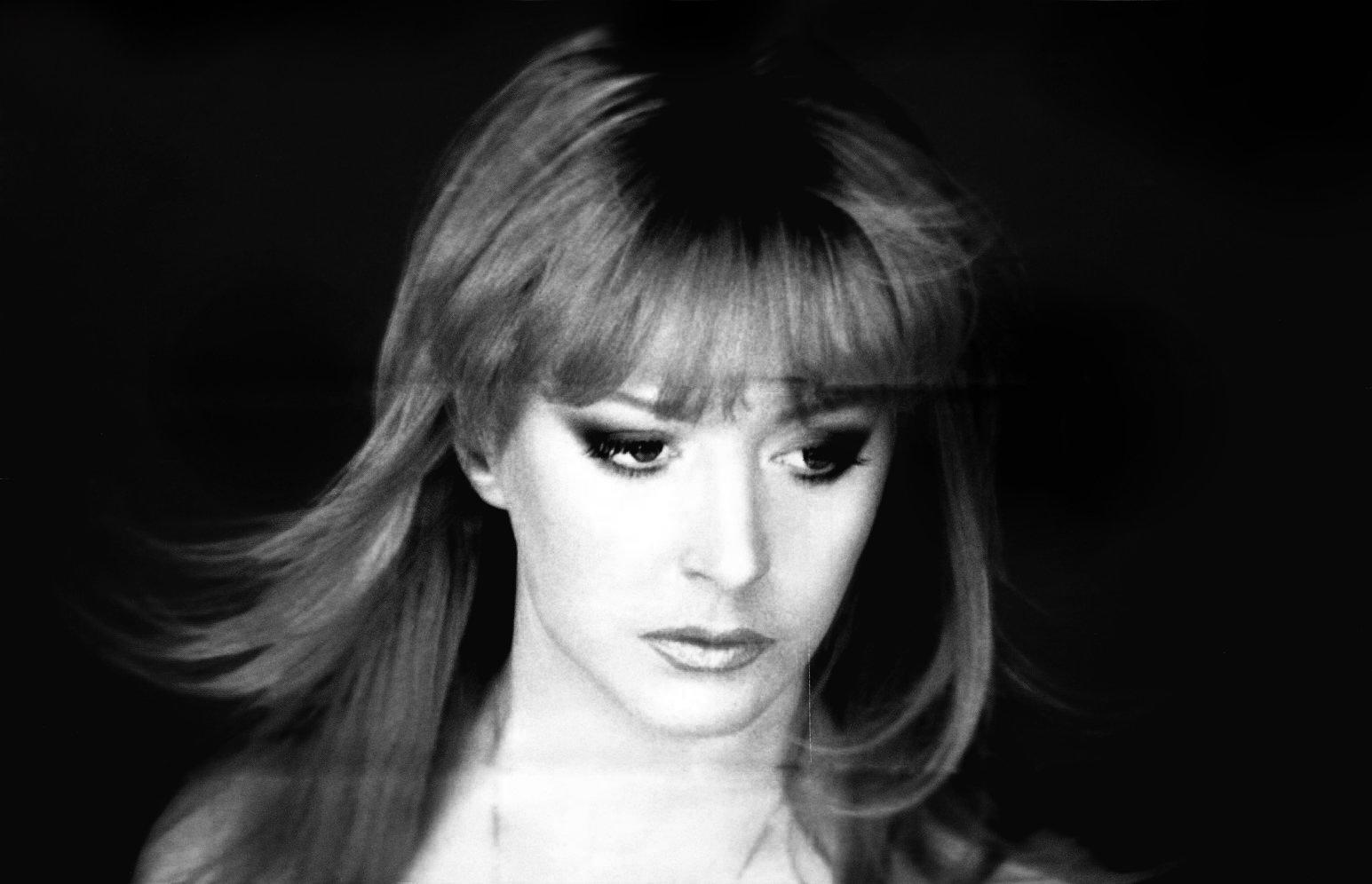 Алла Борисовна в молодости