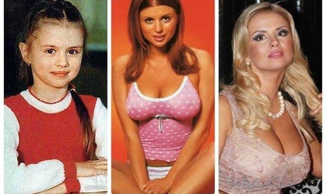 Семенович в детстве, молодости и сейчас