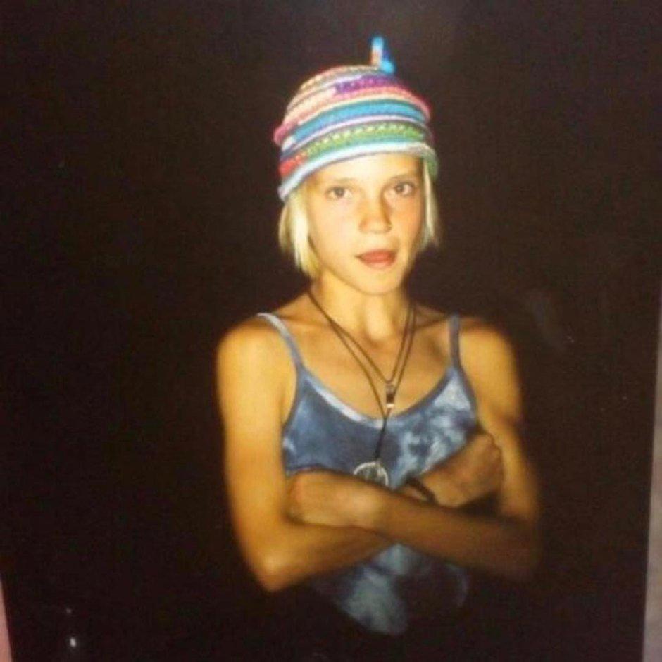 Архивное фото Натальи