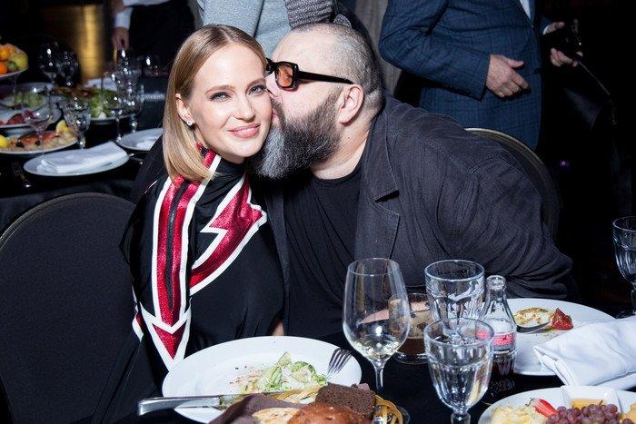 Максим Фадеев и Наталья