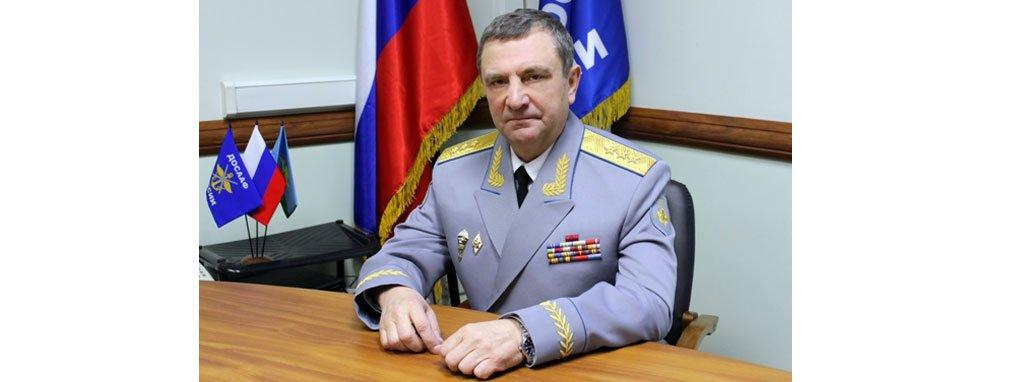 Генерал-полковник Александр Колмаков