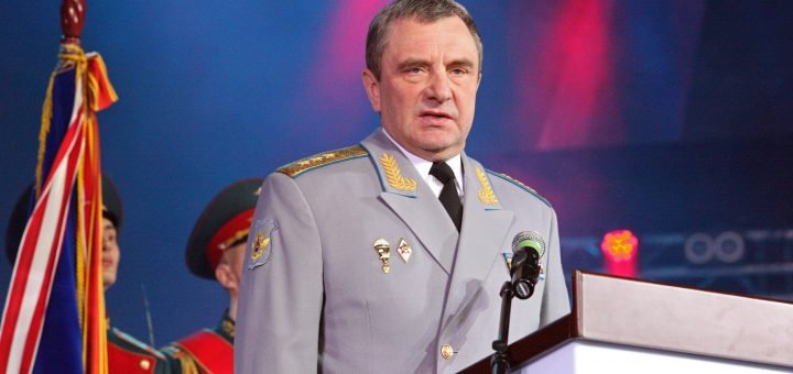 Колмаков Александр Петрович - ДОСААФ