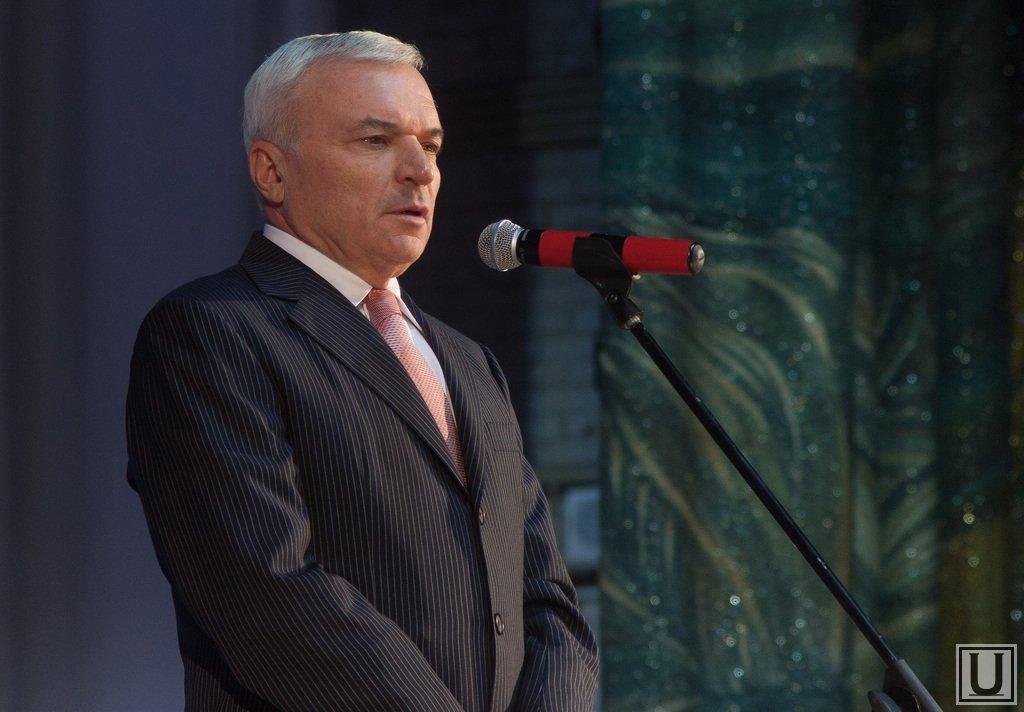 Председатель совета директоров ММК Виктор Рашников