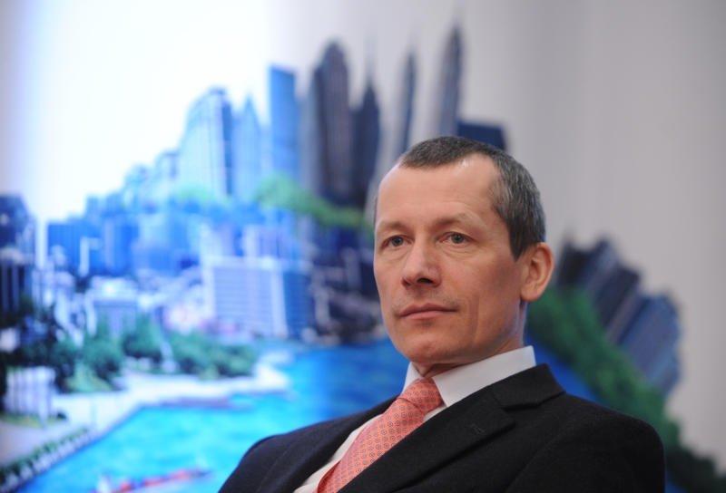 Андрей Шаронов, президент Московской школы управления СКОЛКОВО