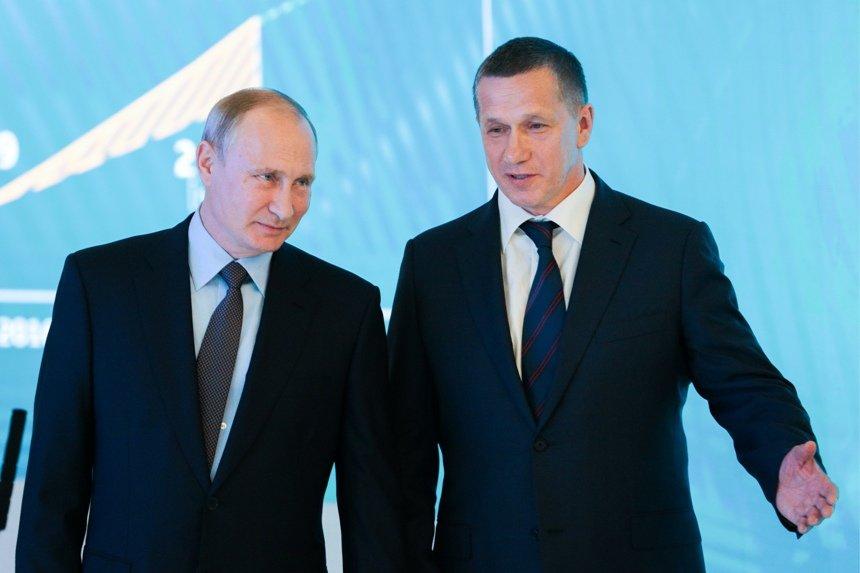 Трутнев попросил Путина о поддержке новых льгот и проектов на Дальнем Восто
