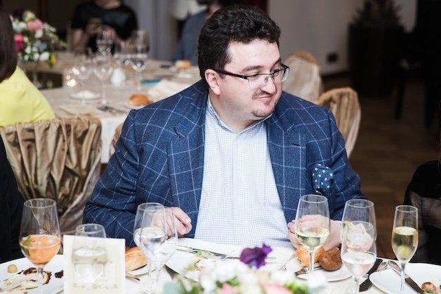 """Предновогодний коктейль"" от Александра Будберга"