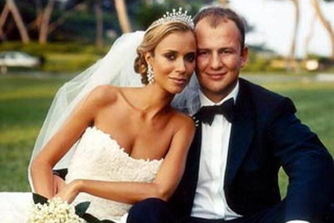 Свадьба Андрея и Александры Мельниченко
