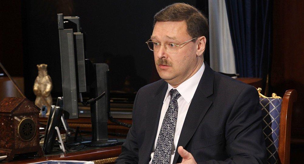 Константин Косачев станет сенатором от Марий-Эл
