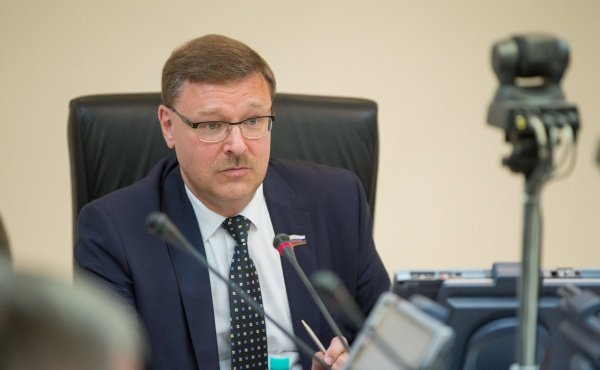 Косачев -сенатор от Марий Эл