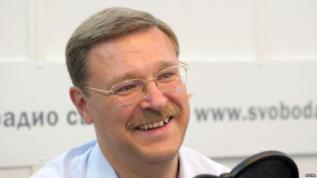 Константин Косачев на радио Свобода
