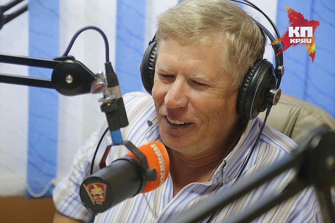 """Главный редактор """"Комсомольской правды"""" побывал в эфире радио"""