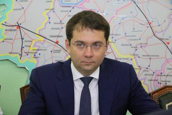 """Андрей Чибис: """"Я надеюсь, что в Тамбовской области мы по всем проблемам найдем целый набор решений.."""
