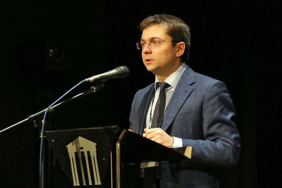 Чибис Андрей Владимирович -Заместитель Министра Минстрой России