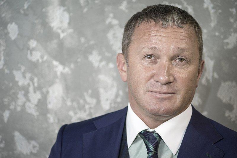Глава Стройкомплекса Подмосковья Герман Елянюшкин.