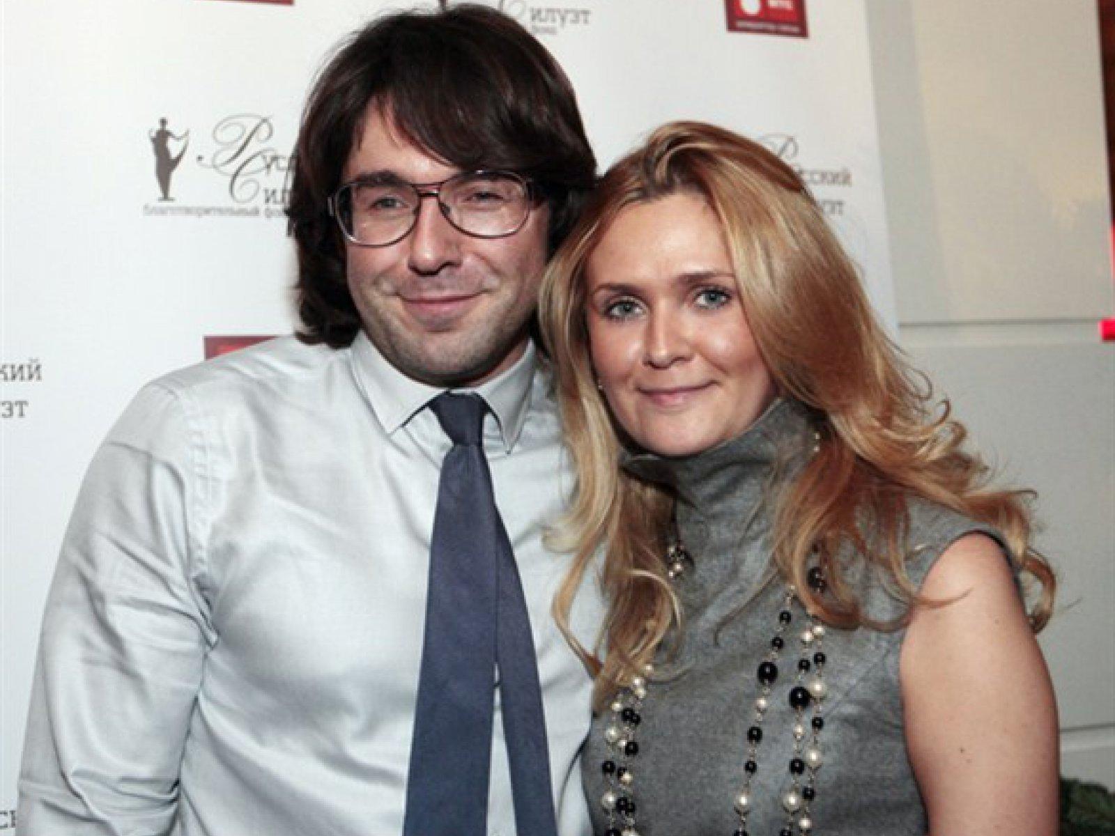 Андрей Малахов и Наталья