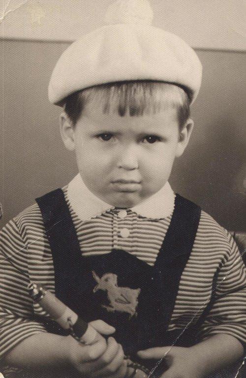 Маленький Никита Джигурда
