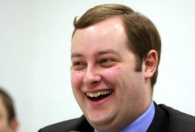 член молодежной общественной палаты Антон Назаров