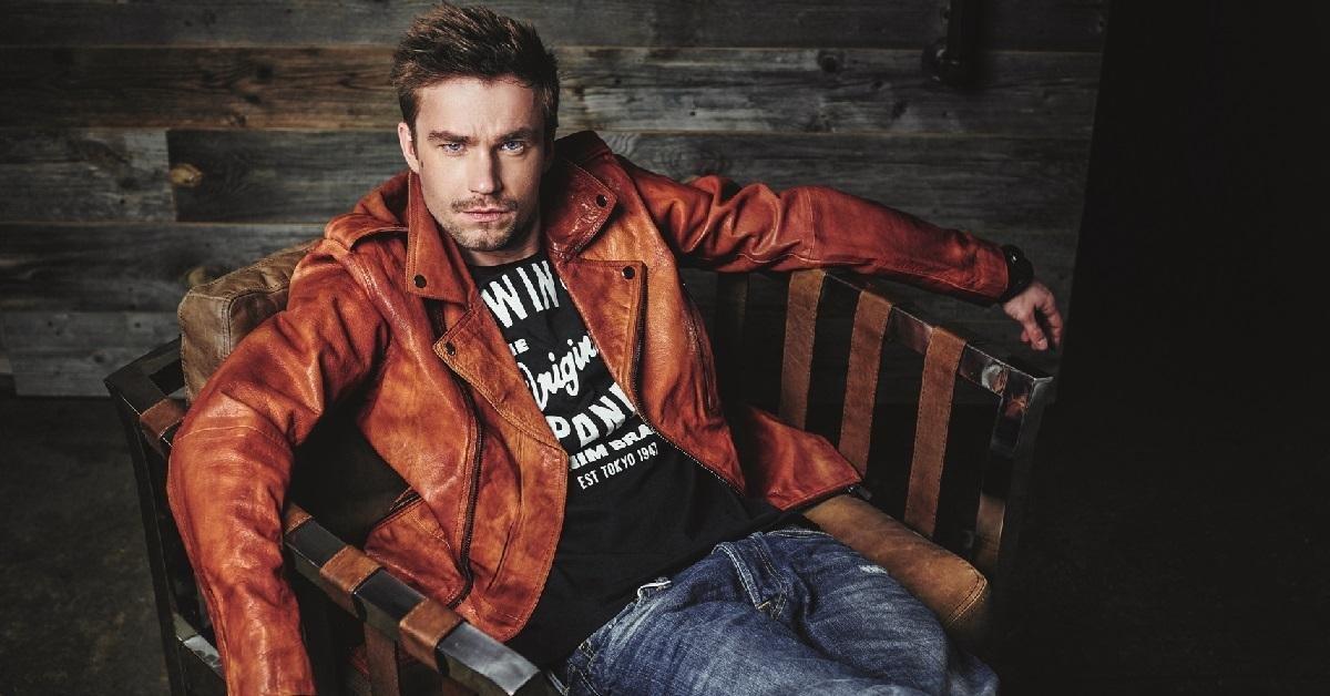 Александр Петров, один из самых востребованных молодых актеров, звезда сериалов «Мето.