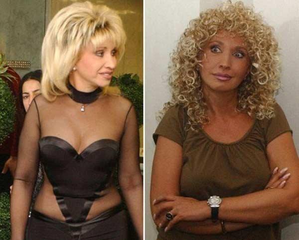 Ирина Аллегрова шокоровала своим платьем на концерте игоря крутого