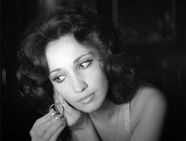 Ирина Аллегрова в молодости