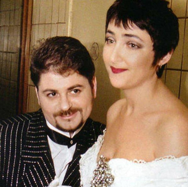 Знаменитая певица и её супруг Цекало