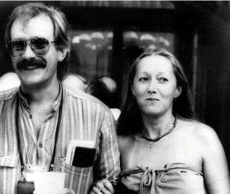 Никита Михалков и Вертинская
