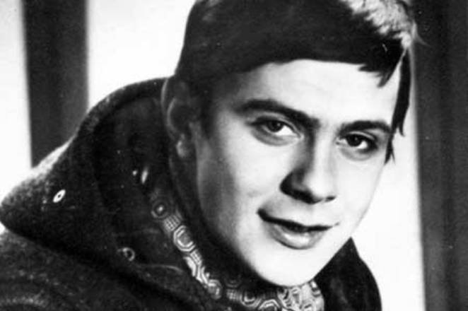 Никита Михалков в молодости