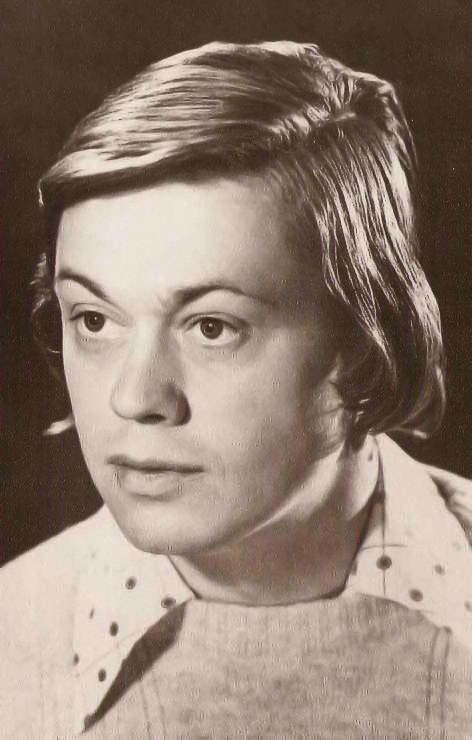 Детское фото Николая Караченцова