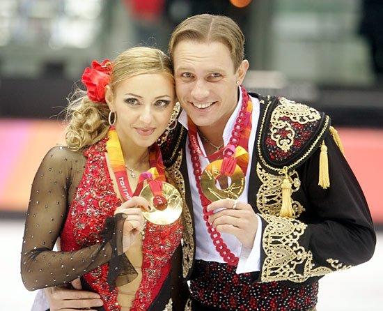 Навка -Костомаров -Олимпийские чемпионы