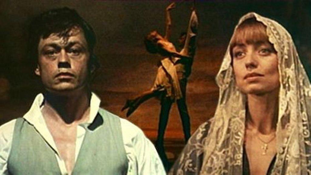 Я тебяникогда не забуду - поют-Николай Караченцов и Елена Шанина