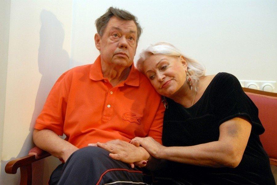 Люмила Поргина всячески поддерживает супруга