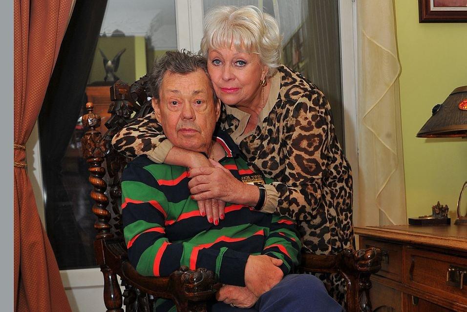 Жена Николая Караченцова