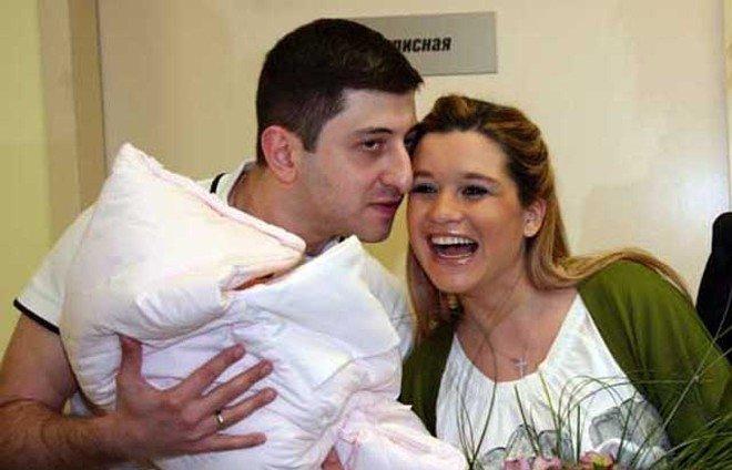 Ксения и Юрий Будагов