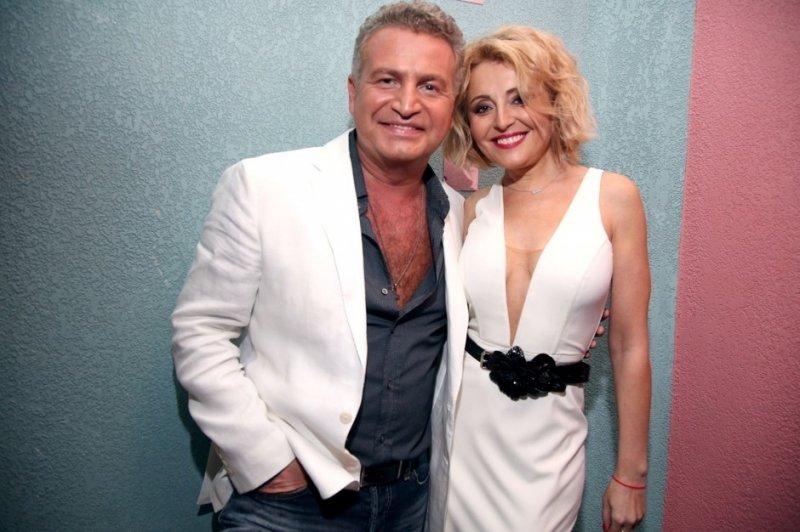Леонид Агутин и Анжелика Варум живут в счастливом браке