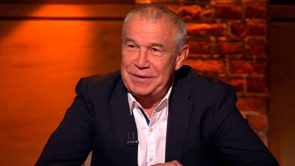Сергей Гармаш - о Нью-Йорке, актерских суевериях и хороших ролях.