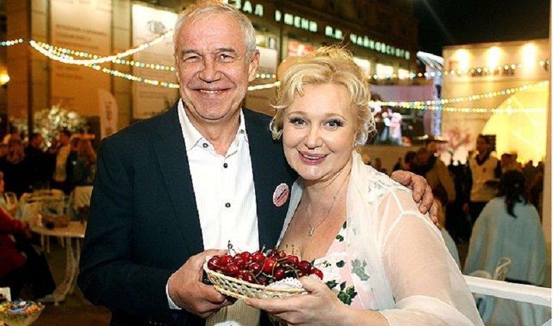 Сергей Леонидович и Инна Тимофеева спустя годы