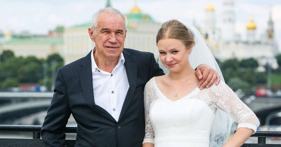 Сергей Леонидович с дочерью Дарьей