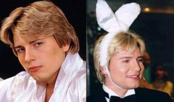Красивый блондин - Басков Николай