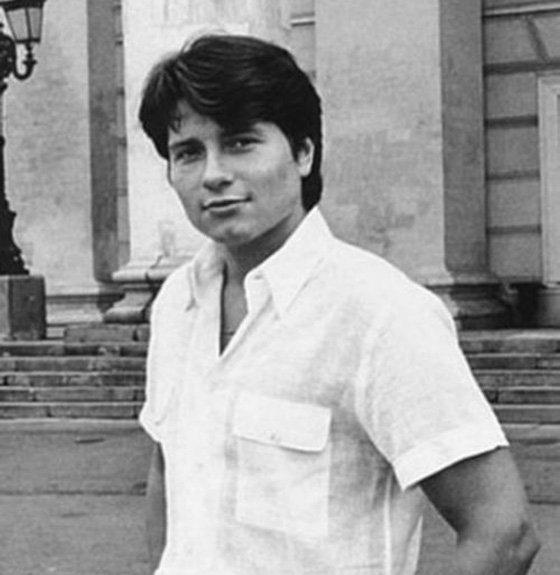 Николай Басков в молодости
