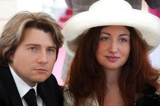 Светлана Шпигель и Николай Басков
