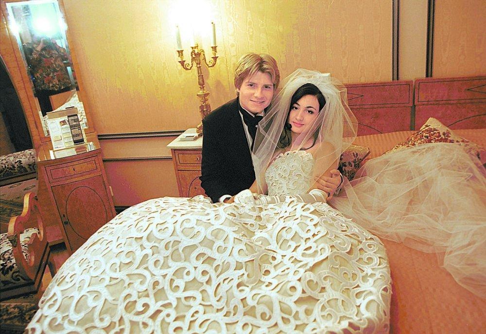 Свадьба СветланаыШпигель и Николая Баскова