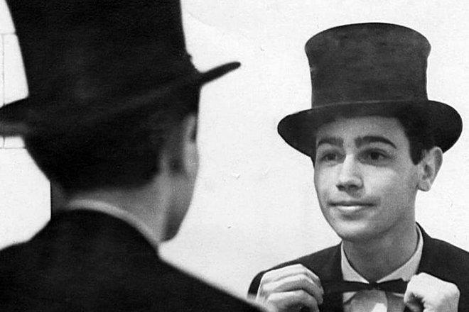 Евгений Петросян в молодости