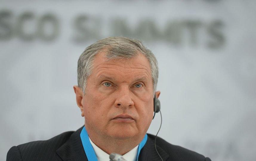 Глава Роснефти