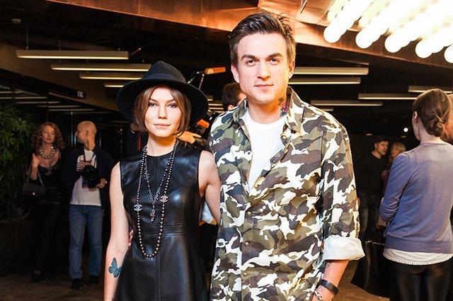 Влад Топалев и Ксения Данилина