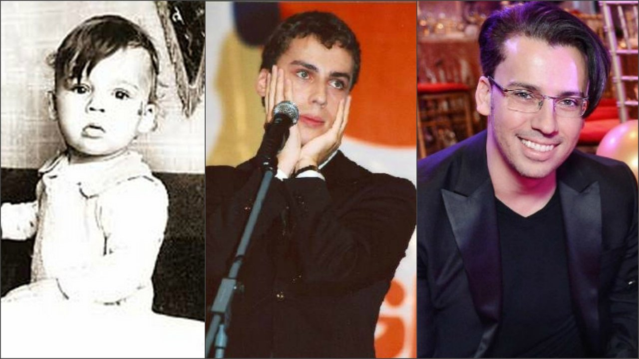 Максим Галкин в детстве, молодости и сейчас