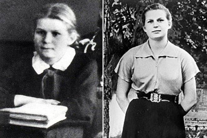 Валентина Терешкова в детстве и юности