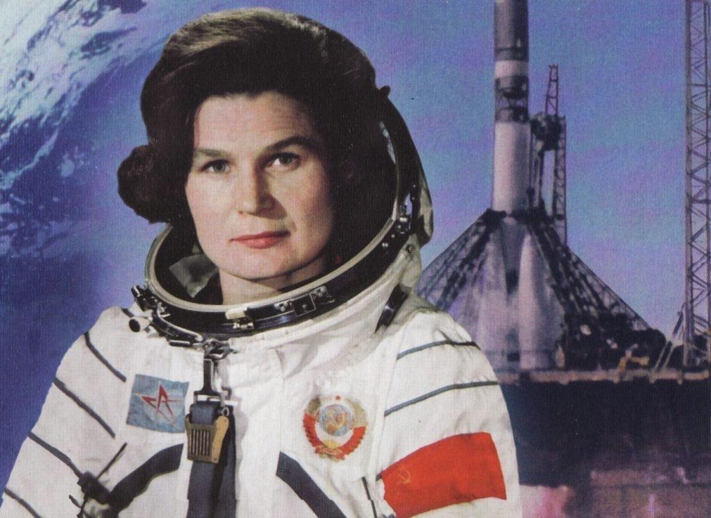 Валентина Терешкова - космонавт