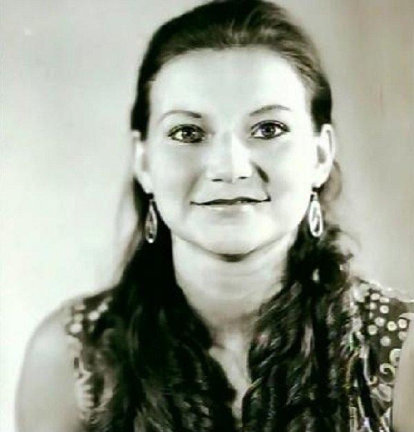 Степаненко Елена Григорьевна  в молодости