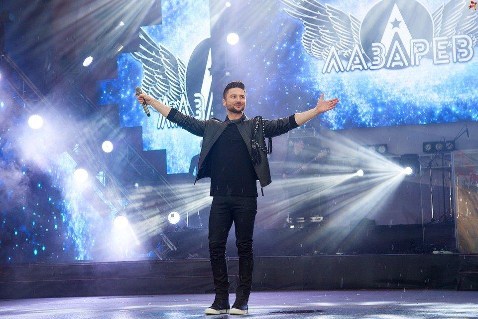 Cергей Лазарев шоу THE BEST